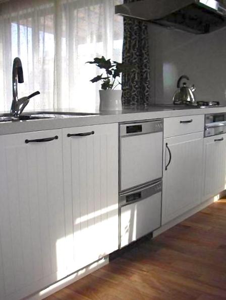 一般住宅施工例キッチン2|オオバ住建